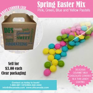 Spring Mix Chocolate Melties